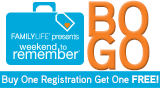 Weekend to Remember BOGO