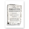 The Forgotten Commandment - Hardcover