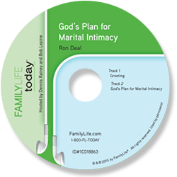 God's Plan for Marital Intimacy - FLT