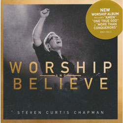 Worship and Believe (Audio CD)