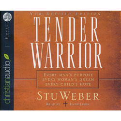 Tender Warrior - Audio Book