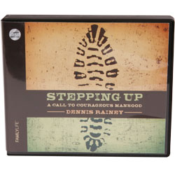 Stepping Up - Audio Book