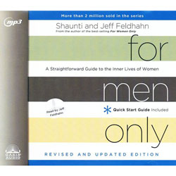 For Men Only (Audio Book)