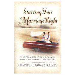 Starting Your Marriage Right