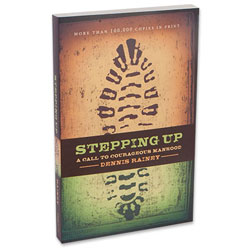 Stepping Up - Paperback