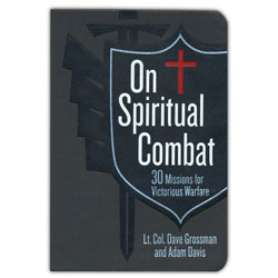 On Spiritual Combat (Faux Leather)