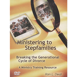 Ministering to Stepfamilies (DVD)