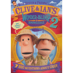 Clive and Ian's Wonder-Blimp of Knowledge Vol. 2