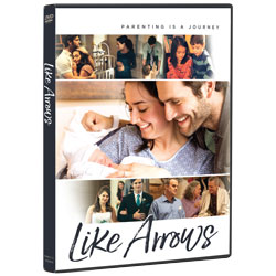 Like Arrows Feature Film - DVD