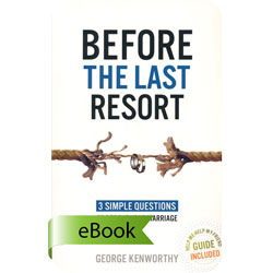 Before the Last Resort - eBook (EPUB)