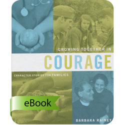 Growing Together in Courage - eBook (EPUB)