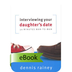 Interviewing Your Daughter's Date - eBook (EPUB)
