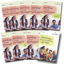 Guiding Your Teenager - Starter Pack