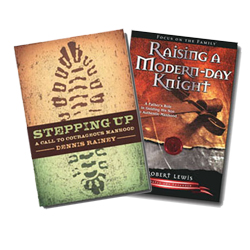 Stepping Up and Raising a Modern Day Knight - A Father's Bundle
