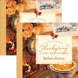 2-Pack Thanksgiving: A Time to Remember