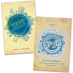 Passport2Identity™ for Young Women with True Identity - Special Offer
