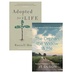 The Orphan, The Widow and Me - Special Offer