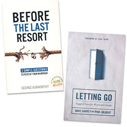 Letting Go and Before the Last Resort - Special Offer
