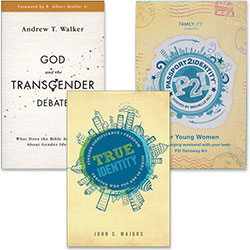 God and the Transgender Debate Special for Young Women - Special Offer