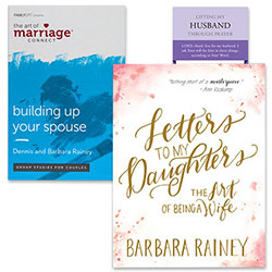 Letters to My Daughters: Building Up Your Spouse - Special Offer