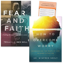 How to Overcome Worry - Special Offer