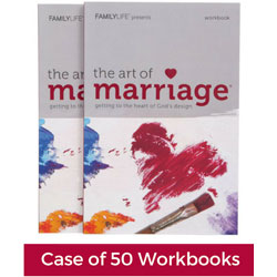The Art of Marriage® Small Group Series Workbooks - Case Discount