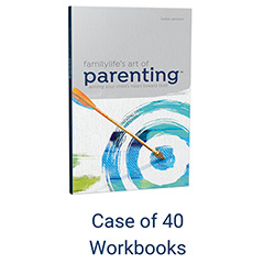 FamilyLife's Art of Parenting® SGS workbook - Case Discount