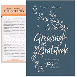 Growing in Gratitude - Special Offer