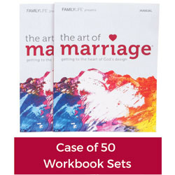 The Art of Marriage Video Event Workbook Sets - Volume Discount