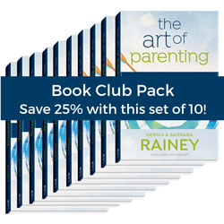 The Art of Parenting® Hardcover - Book Club Pack