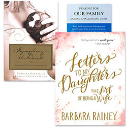 Letters To My Daughters: Facing Storms Special Offer