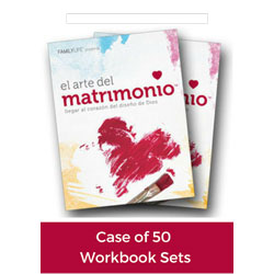 Volume Discount - El Arte Del Matrimonio Event Workbook Sets