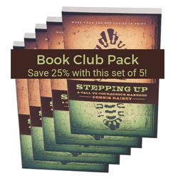 Stepping Up Book Club Pack