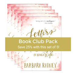 Letters To My Daughters Book Club Pack