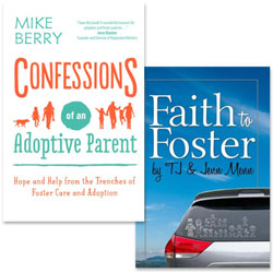 Confessions of An Adoptive Parent Special Offer