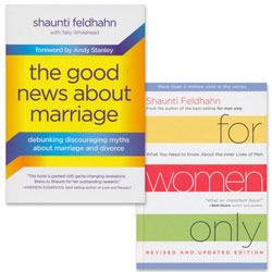 The Good News About Marriage Special Offer