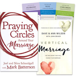 Praying Circles Around Your Marriage Special Offer