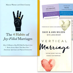 The 4 Habits of Joy-Filled Marriages Special Offer