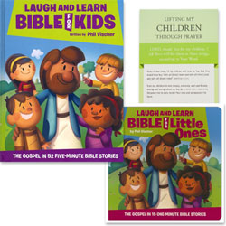 Laugh and Learn Bible For Kids Special Offer