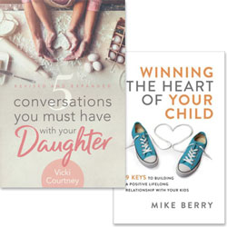 5 Conversations You Must Have With Your Daughter Special Offer