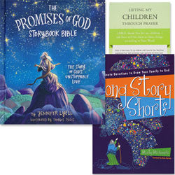 The Promises of God Storybook Bible Special Offer