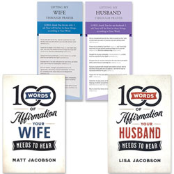 100 Words to Affirm Your Spouse Special Offer