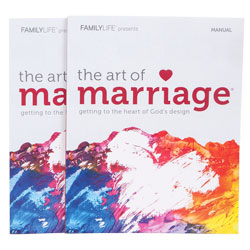 The Art of Marriage® Video Event Workbooks-Couple's Set