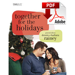 Together for the Holidays (PDF)