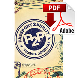Passport2Purity® Travel Journal Replacement - PDF