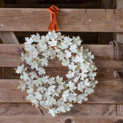 Leave Him Thanks Wreath