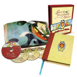 The Jesus Storybook Bible, Collector's Edition