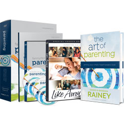 FamilyLife's Art of Parenting™ Small-Group Series PRE-RELEASE Kit