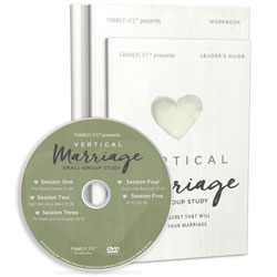 Vertical Marriage Small Group Leader Kit