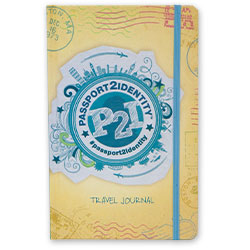 Passport2Identity™ Travel Journal - Young Women